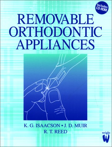 Removable Orthodontic Appliances [With CDROM] 9780723610533