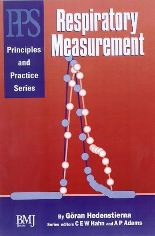 Respiratory Measurement 9780727912077