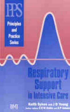 Respiratory Support in Intensive Care 9780727913791