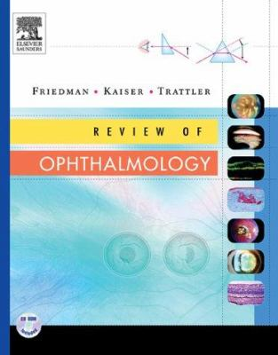 Review of Ophthalmology: Expert Consult - Online and Print 9780721687766