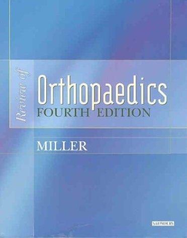 Review of Orthopaedics 9780721603643