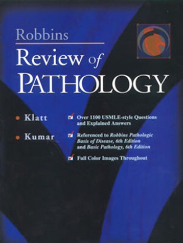 Robbins Review of Pathology 9780721682594