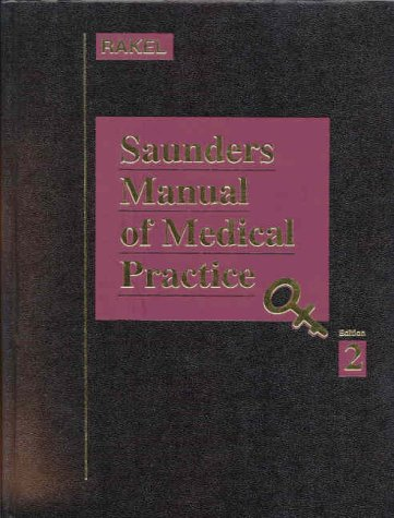 Saunders Manual of Medical Practice 9780721680026