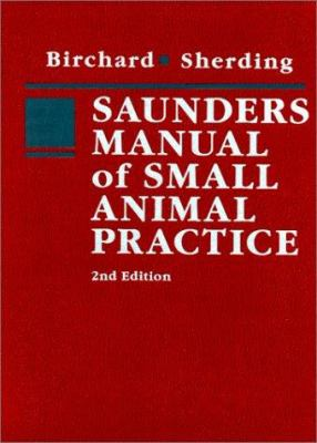 Saunders Manual of Small Animal Practice 9780721670782