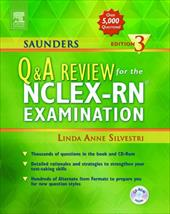 Saunders Q&A Review for the NCLEX-RN Exa...