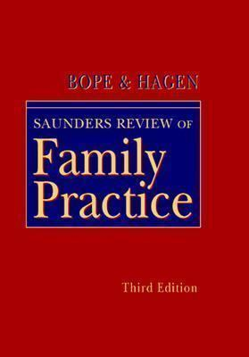 Saunders Review of Family Practice 9780721688213