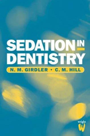Sedation in Dentistry 9780723610526