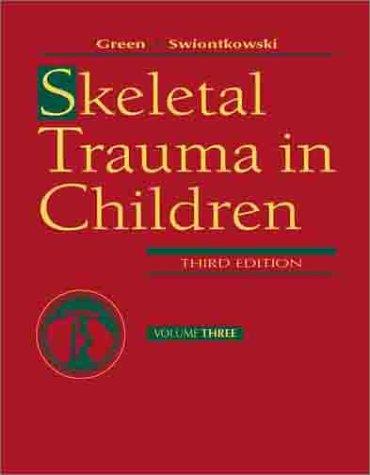 Skeletal Trauma in Children: Volume 3 9780721692944