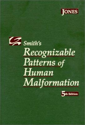Smith's Recognizable Patterns of Human Malformation 9780721661155
