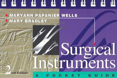 Surgical Instruments: A Pocket Guide 9780721678016