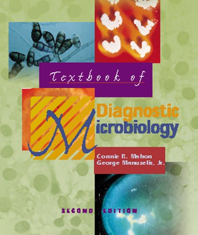 Textbook of Diagnostic Microbiology 9780721679174