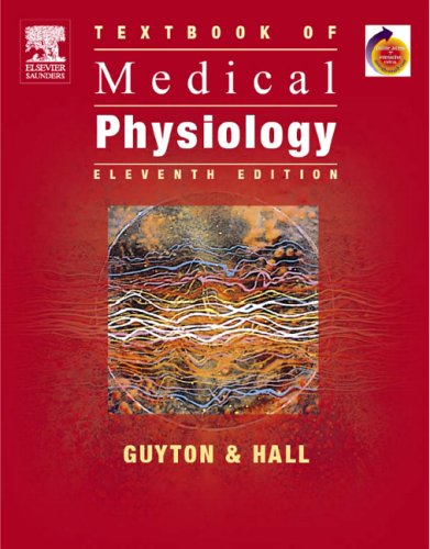 Textbook of Medical Physiology 9780721602400