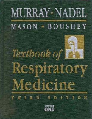 Textbook of Respiratory Medicine, 2-Volume Set: Textbook of Respiratory Medicine, 2-Volume Set 9780721677118