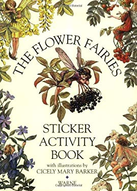 The Flower Fairies Sticker Activity Book [With Stickers] 9780723243779