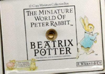 The Miniature World of Peter Rabbit: 312-Copy Miniature Collection Box 9780723239888