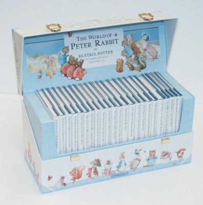 The Original Peter Rabbit Books 1-23 Presentation Box 9780723284079