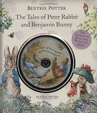 The Tales of Peter Rabbit and Benjamin Bunny [With DVD] 9780723259657