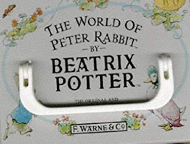 The World of Peter Rabbit: 3the Original Peter Rabbit Books 1-12 9780723241133
