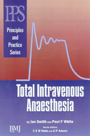 Total Intravenous Anaesthesia 9780727911919