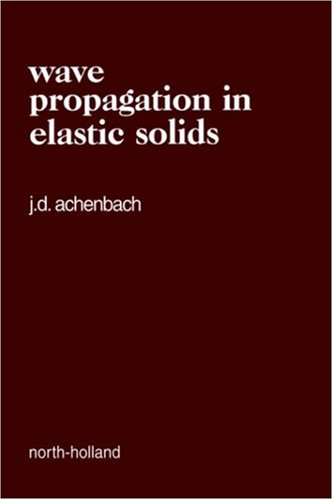 Wave Propagation in Elastic Solids 9780720403251