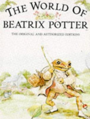 World of Beatrix Potter Collection 9780723251651