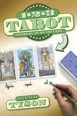 1-2-3 Tarot: Answers in an Instant 9780738705279