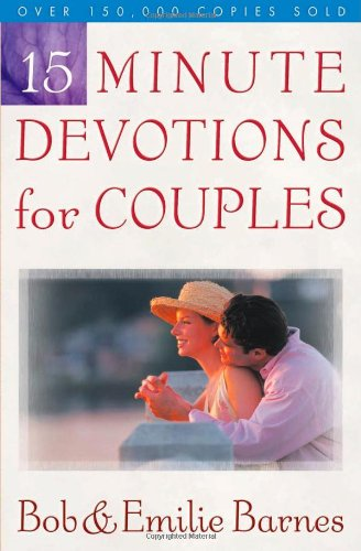 15-Minute Devotions for Couples 9780736912037