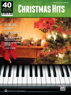Christmas Hits: Piano/Vocal/Guitar 9780739081891