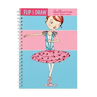 Ballerinas Flip and Draw