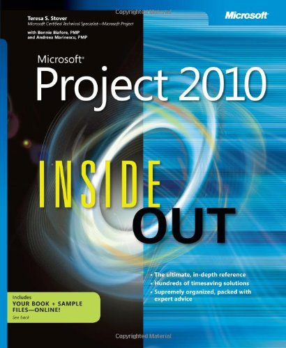 Microsoft Project 2010 Inside Out [With Access Code] 9780735626874