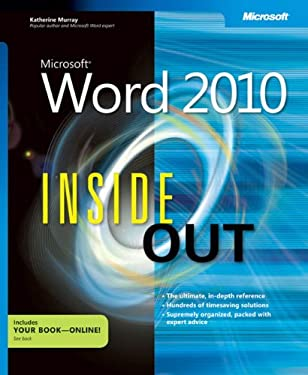 Microsoft Word 2010 Inside Out 9780735627291