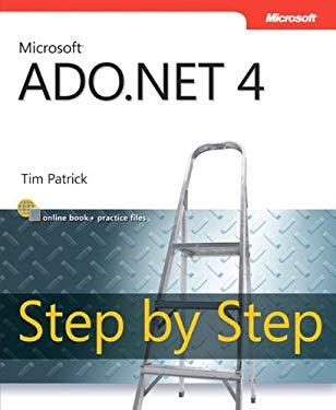 Microsoft ADO.NET 4 Step by Step 9780735638884
