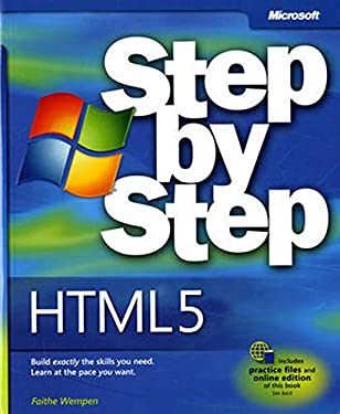 HTML5 Step by Step [With Access Code] 9780735645264