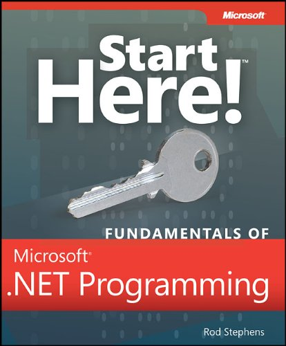 Fundamentals of Microsoft.NET Programming 9780735661684