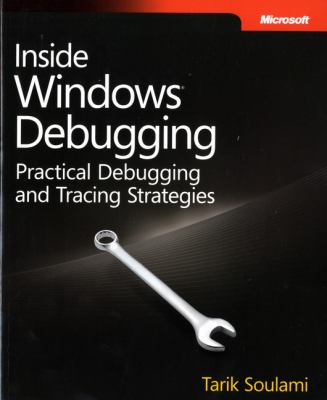Inside Windows Debugging 9780735662780