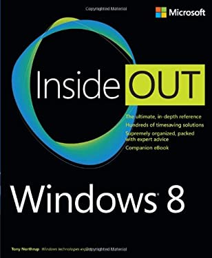 Windows 8 Inside Out 9780735663817