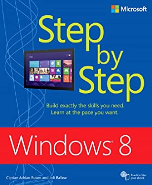 Windows 8 Step by Step 9780735664029
