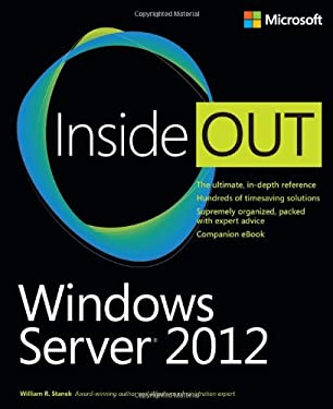 Windows Server 2012 Inside Out 9780735666313