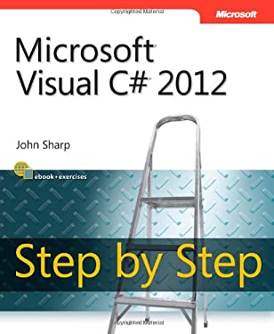 Microsoft Visual C# 2012 Step by Step 9780735668010