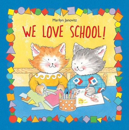 We Love School! 9780735821125