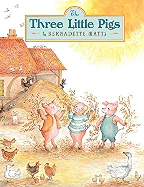 The Three Little Pigs 9780735840584