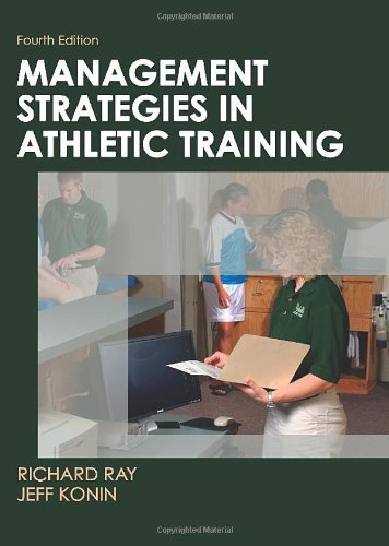 Management Strategies in Athletic Training 9780736077385