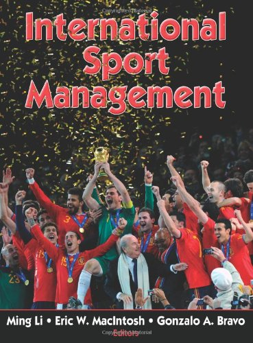 International Sport Management 9780736082730