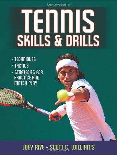 Tennis Skills & Drills 9780736083089