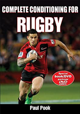 Complete Conditioning for Rugby [With DVD] 9780736098304