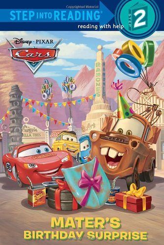 Mater's Birthday Surprise (Disney/Pixar Cars) 9780736428583