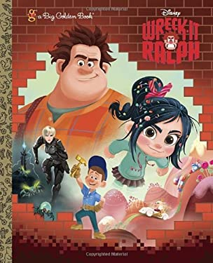 Wreck-It Ralph (Disney Wreck-It Ralph) 9780736429542