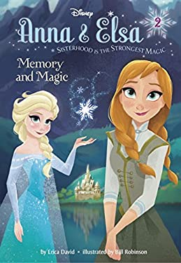 Anna & Elsa #2: Memory and Magic (Disney Frozen) (A Stepping Stone Book(TM))