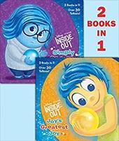 Joy's Greatest Joy/Simply Sadness (Disney/Pixar Inside Out) (Pictureback(R)) 22785472