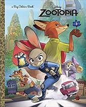 Zootopia Big Golden Book (Disney Zootopia) 23163687